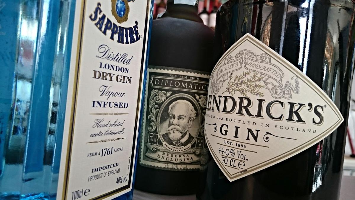 Le Gin, un retour  fulgurant !