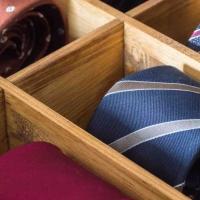 La cravate #4 - Comment entretenir et ranger correctement ses cravates ?