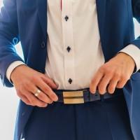 Le costume #3 - Le pantalon de costume