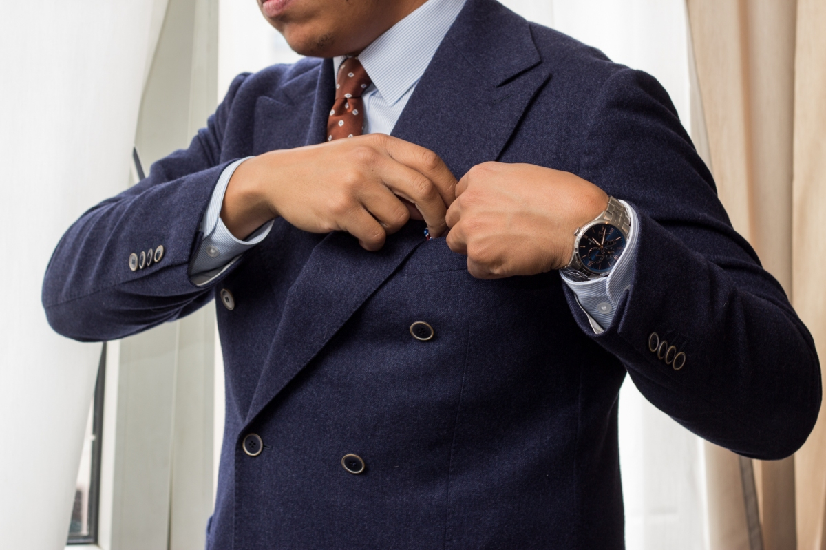 Le costume #1: Les matières et les motifs