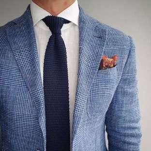 cravate-tricot-coton-bleu-uni-2.jpg
